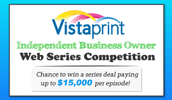 Vistaprint Independent Business Owner Web Series Competition