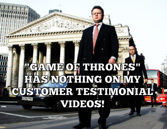 Business Man Game of Thrones Meme