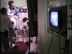 JR Filming